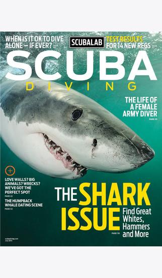 Scuba Diving Magazine Archive