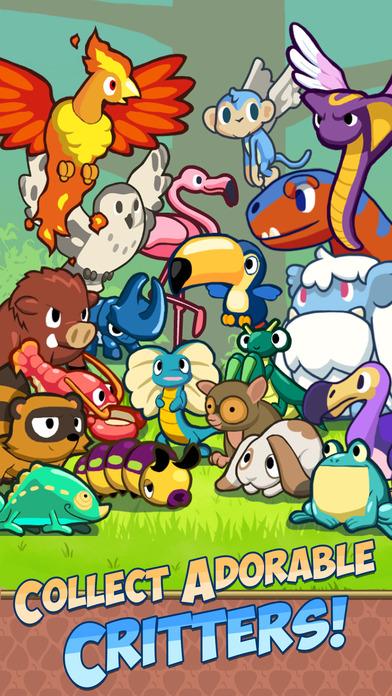 Screenshots of Tree World: Free Pocket Pet Adventure for iPhone