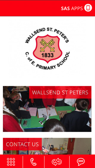 Wallsend St Peters C of E Primary School