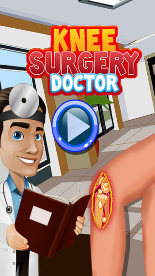 Knee Surgery - Amateur Surgeon and doctor game