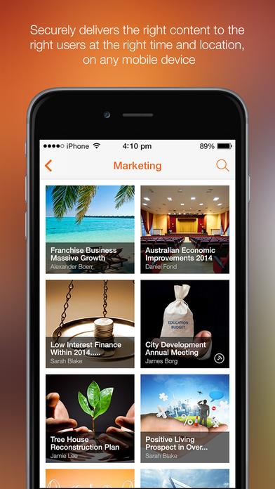 bigtincan hub - the mobile content enabler