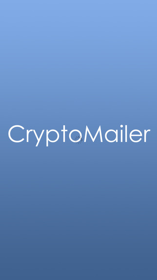 CryptoMailer email encryption for iOS™