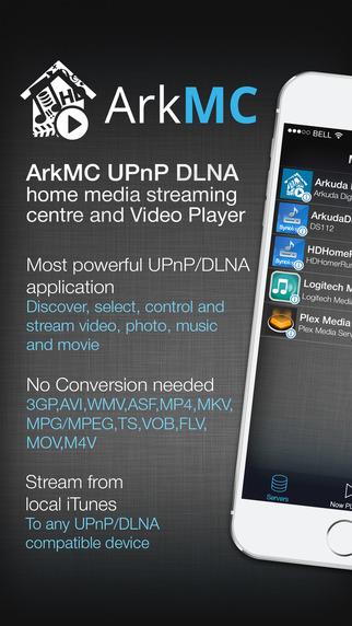 ArkMC Lite DLNA UPnP Media Center