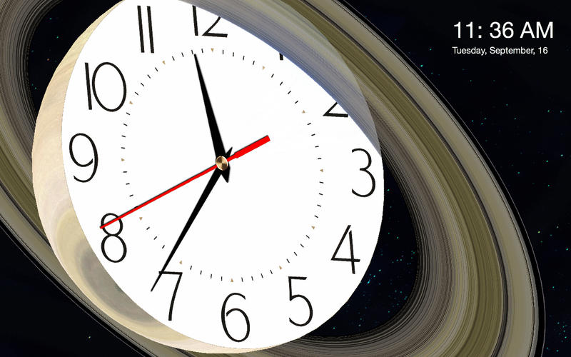 Amazing Clocks HD Screenshot - 4