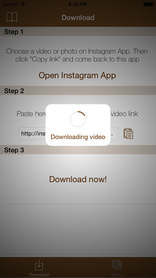 Video downloader for Instagram edition - Download videos and photos for free