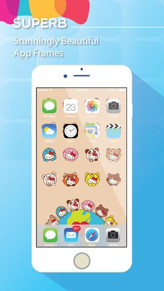 App Frames ™