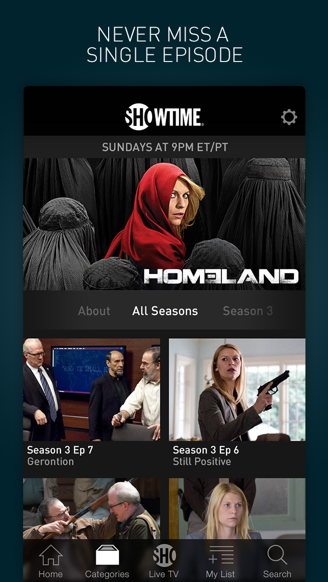 how to get showtime on demand