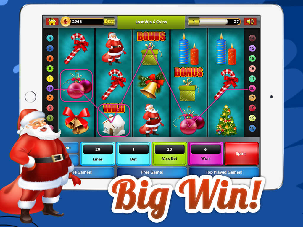 free bar x slot machine games