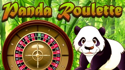 Screenshot 1 Лучший Дикий Панда мания рулетка игры в казино Вегаса бесплатно