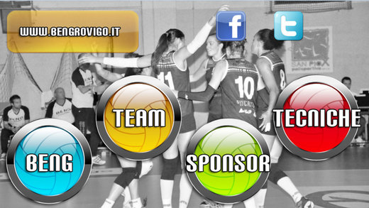 Beng Rovigo Volley 2014 - 15