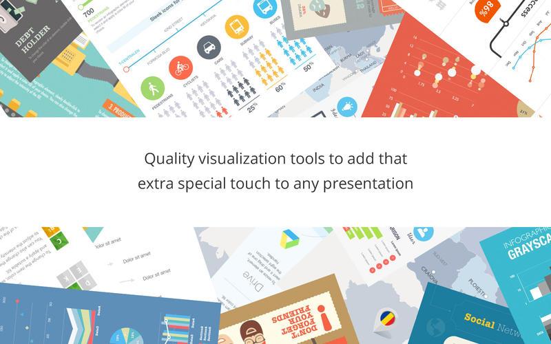 Infographics Screenshots