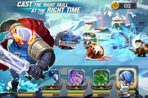 We Heroes - Guild War screenshot 1