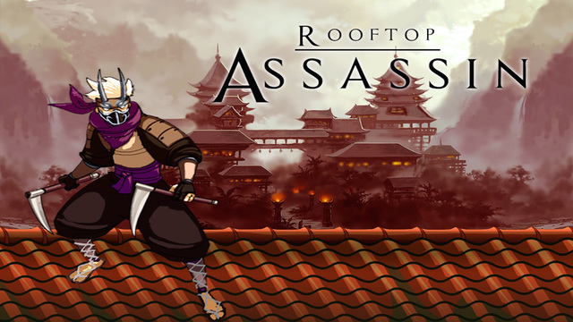 【免費遊戲App】Amazing Rooftop Assassin Ninjas - Busting Crime In The City Free-APP點子
