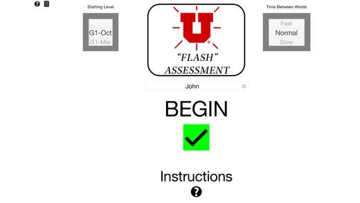 UURC Flash Assessment