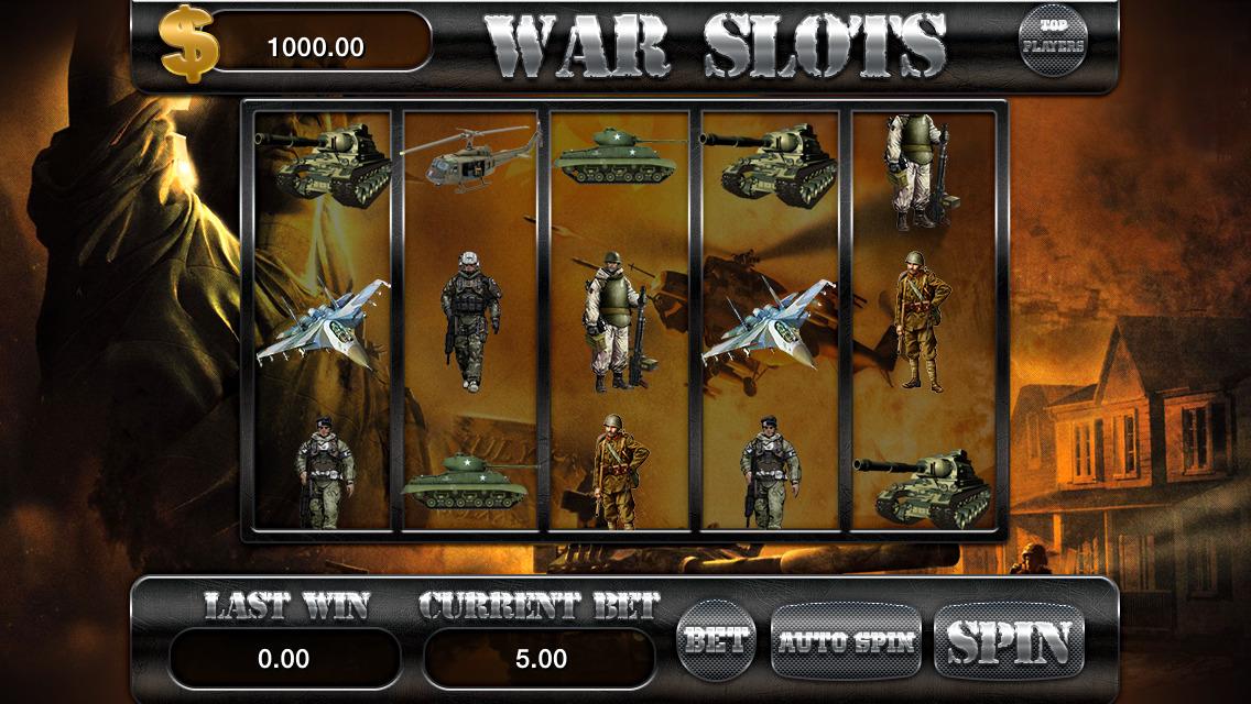 casino war game app