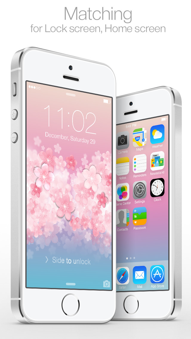how to get ios 7 lock screen on ipod 4