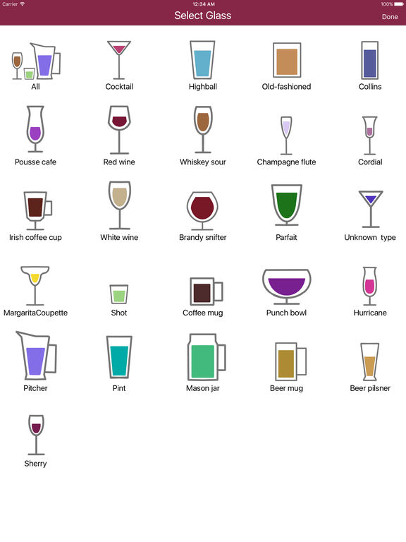 The Professional Bartender's Suite Screenshots