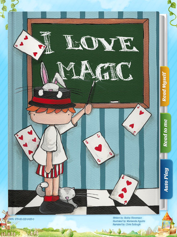 I Love Magic - Have fun with Pickatale while learning how to read