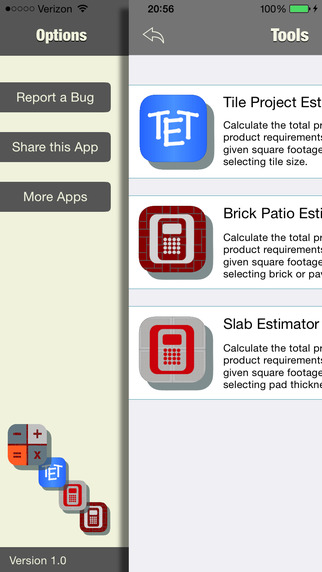 Contractors Pocket Estimator