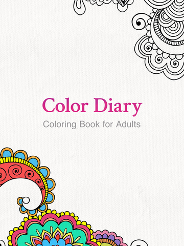 colordiary adult coloring book comvectorentertainmentcolordiary
