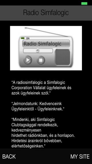 Radio Simfalogic