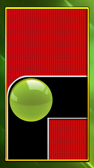 Unblocked Roller Ball puzzler - Rotating the Lego Blocks for finishing an Impossible Puzzle for edu-