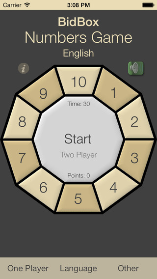 Count To Ten - International Numbers Game