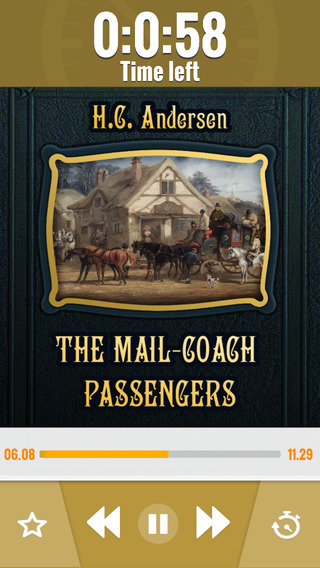 H.C. Andersen: The Mail-Coach Passengers