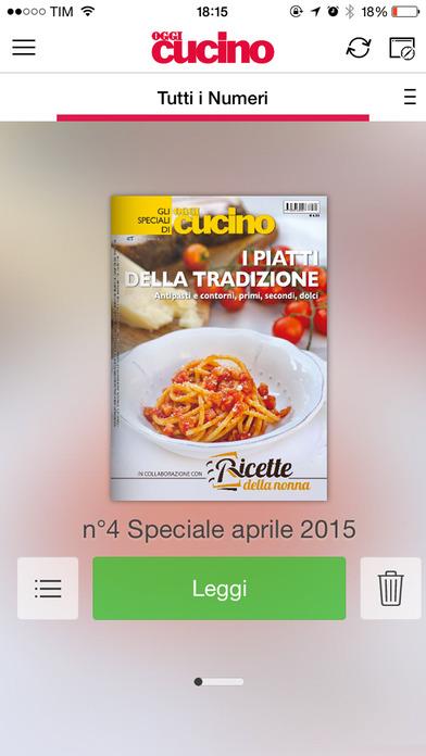 Io Cucino iPhone Screenshot 1