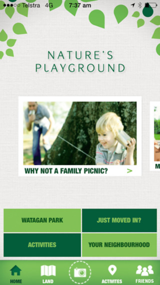 【免費生活App】Nature's Playground-APP點子