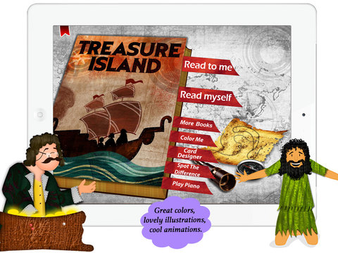 Treasure Island for Children by Story Time for Kids