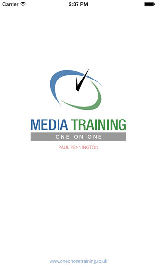 Media Training - One On One