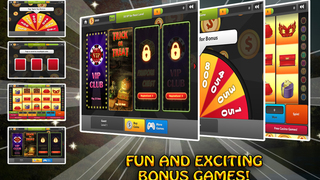 AAA Big Hit High 5 Casino: Win-win Party Slots HD