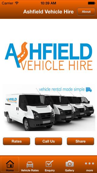 Ashfield Vehicle Hire