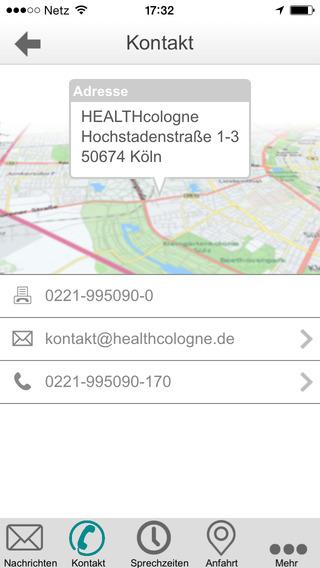 Praxis Dr Tobias Gitter Köln