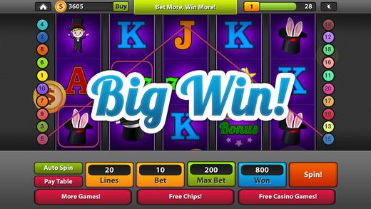 Magic House Slot Machines - Las Vegas Style Casino Slots