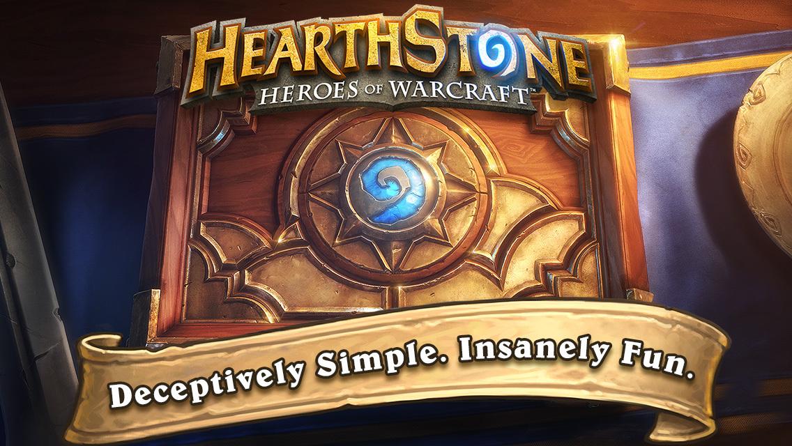 Hearthstone: Heroes of Warcraft konečně i pro iPhone
