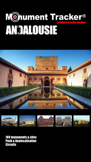 Malaga-Seville-Andalousie Monument Tracker