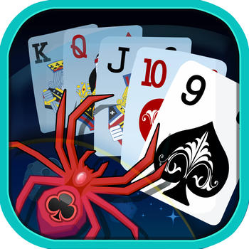 Spider Solitaire HD© 遊戲 App LOGO-APP試玩