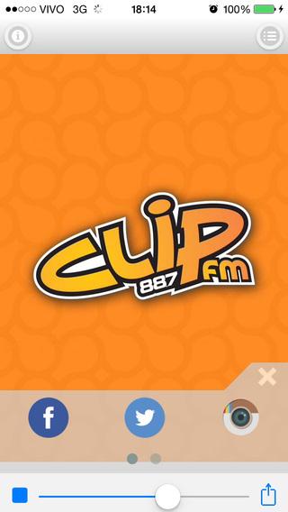 RÁDIO CLIP FM Campinas São Paulo