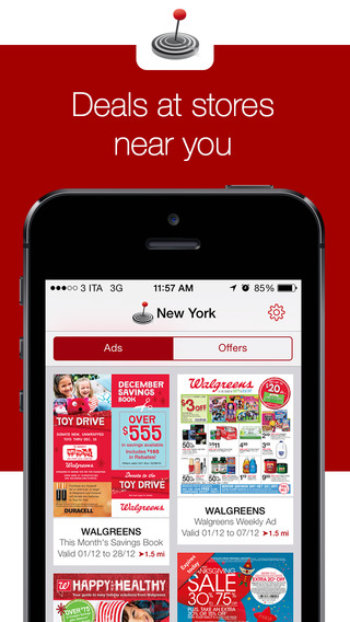 Shopfully - Weekly Ads Local Deals