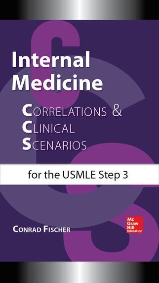玩免費醫療APP|下載Internal Medicine Correlations and Clinical Scenarios (CCS) USMLE Step 3 app不用錢|硬是要APP