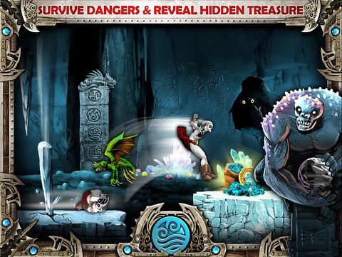 Tribal Quest - Master of Elements Screenshot