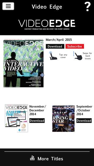 Video Edge
