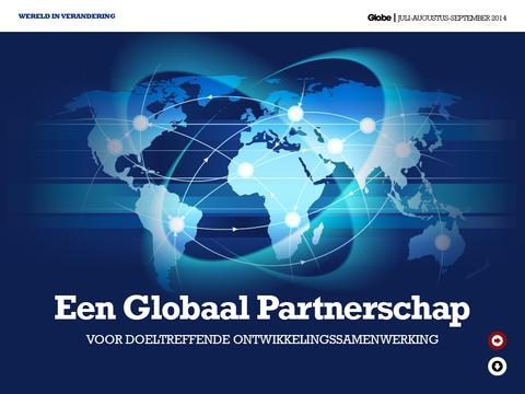 Glo.be Magazine NL 2014 03