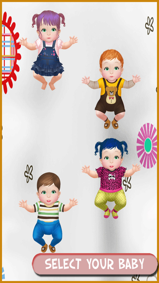 Baby Care Dressup Games
