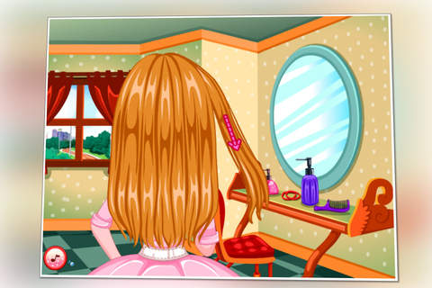 Valentine Hairstyle screenshot 1