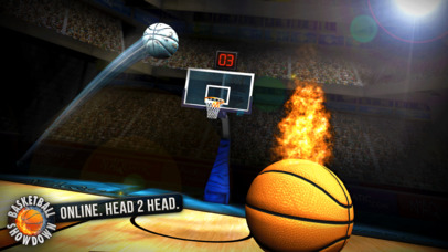 Screenshots of Basketball Showdown for iPhone