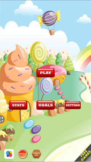 Catch The Sweets Makeover - Move The Playmate For A Sweetness Victory FREE by The Other Games