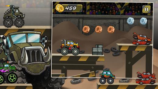Wild Ride Transport:Truck Challenge Full Version